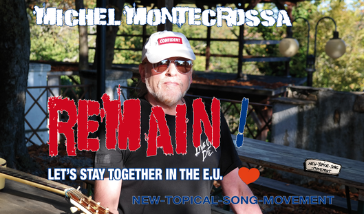 Remain! Let's Stay Together In The E.U.